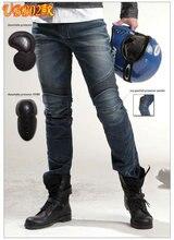 Новое распродажа горячие pantalones, человек мотоцикл hombre 2016 самый популярный uglybros ubs03 кевлар джинсы мотоцикле брюки o