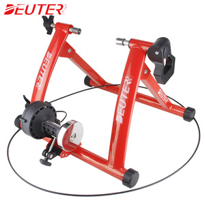 """Image 3 - Cycling Trainer Home Training Indoor Exercise 26 28"""" Magnetic Resistances Bike Trainer Fitness Station Bicycle Trainer Rollers"""