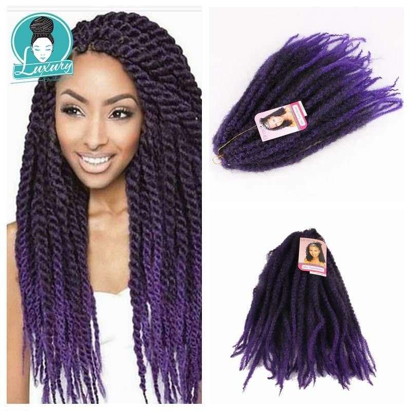 afro kinky curly marley braids18