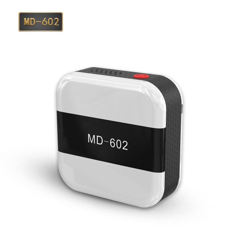 Traqueur GPS Super Mini & Fashion avec appel SOS par quadri-bande GSM dans le monde entier et alarme et clôture à distance et mise en place par application Mobile