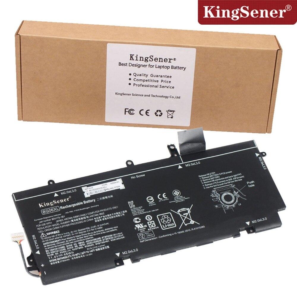 Hp notebook battery price - 11 4v 45wh Kingsener Original New Bg06xl Laptop Battery For Hp Bg06xl Hstnn Ib6z 804175