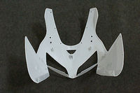 Unpainted Upper Nose Cowl Fairing Fit Honda CBR600RR 2005 2006 F5 05 06 Plastic