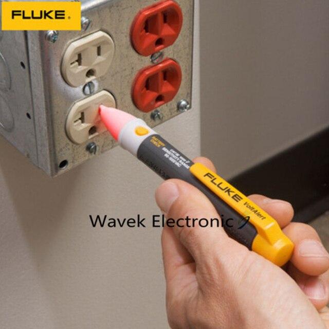 Fluke 2AC волталерт Бесконтактный детектор напряжения тестер ручка 200-1000 В