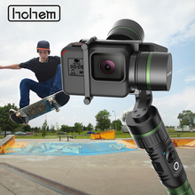 Hohem HG5 PRO 3-Achsen Aluminium Gimbal Handstabilisator für Action-Kameras