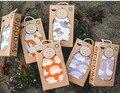 2016 recién nacido manta de bebé de punto ropa de cama de colcha Swaddle cruz conejo Maillot de baño infantil toalla estera del juego conjunto Mantas regalo 120 * 120 cm