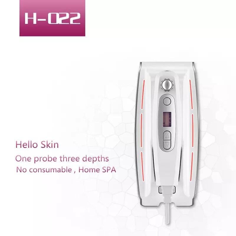 ultra-sônico instrumento de beleza facial rejuvenescimento facial
