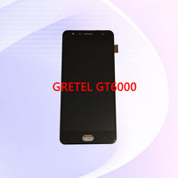 New Original Tested OK RYKKZ For Gretel GT6000 LCD Display With Touch Screen Digitizer Assembly Replacement With Tools