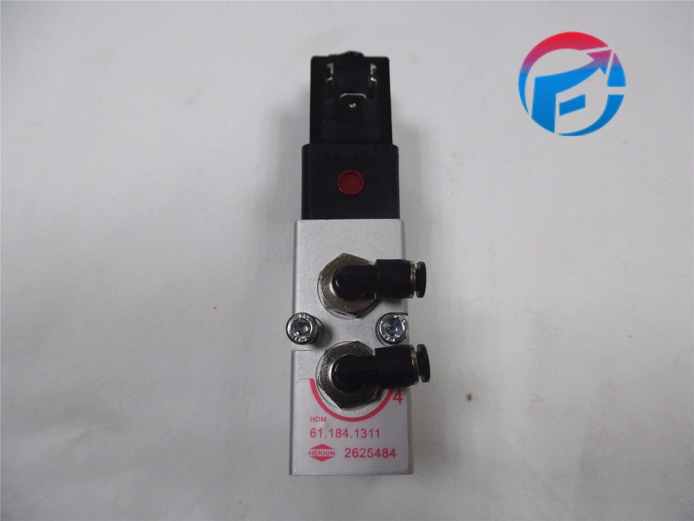 где купить Solenoid Valve 61.184.1311 For Heidelberg SM02 CD102 Offset Compatible New дешево