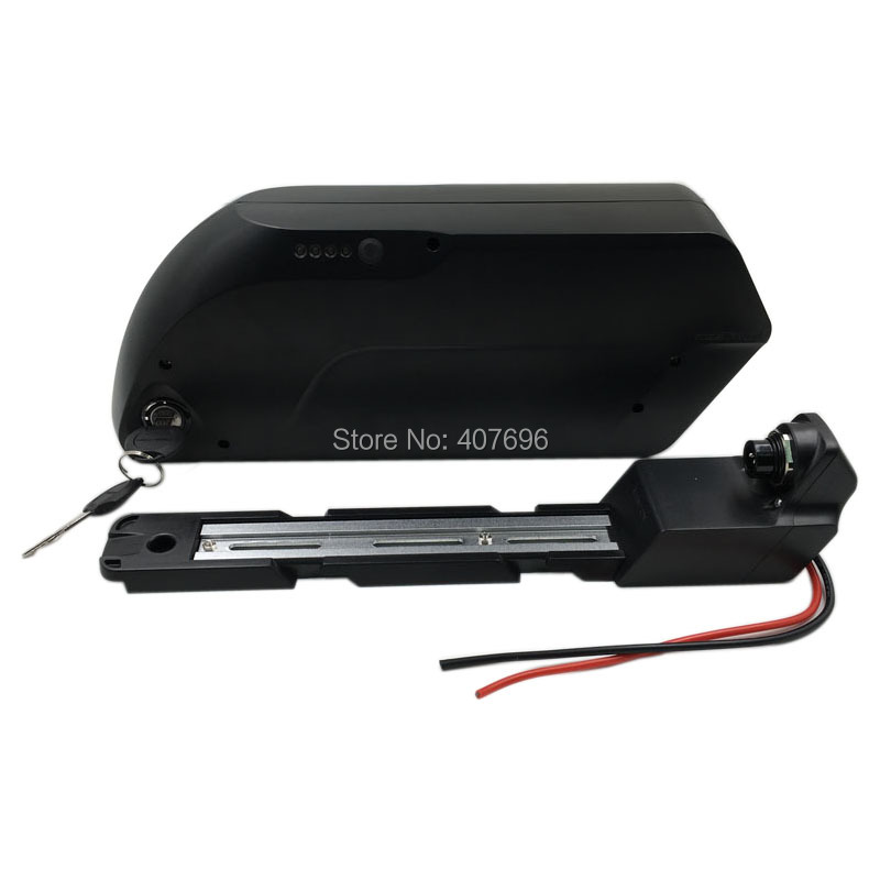Image 2 - 500W 48V lithium battery use NCR18650PF cell 48V 11.6Ah Electric Bike Battery for Bafang BBS02 750W Ebike motor kit-in Electric Bicycle Battery from Sports & Entertainment on AliExpress