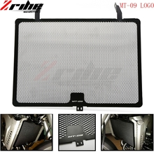 купить For Yamaha MT09 FZ09 2017 Radiator Guard Grill Grille for YAMAHA MT-09 FZ-09 2013 2014 2015 2016 2017, XSR900 2016 mt 09 mt-09  по цене 1401.8 рублей