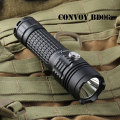 Convoy  BD06 flashlight CREE XML2 U2 LED 18650 26650 flashlight LED flashlight ,torch,lantern,self defense,camping light, lamp