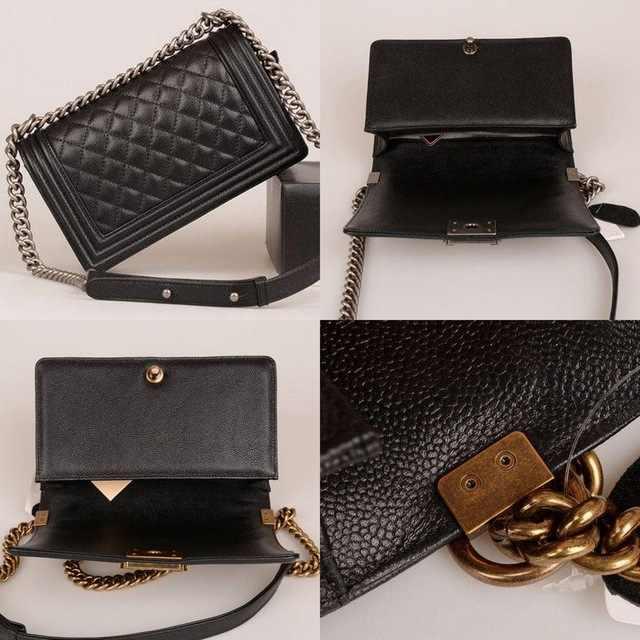 53ed08a5ea4f Роскошные дизайнерские женские классические Икра черный мальчик цепи сумки  на плечо известный бренд натуральной кожи Crossbody