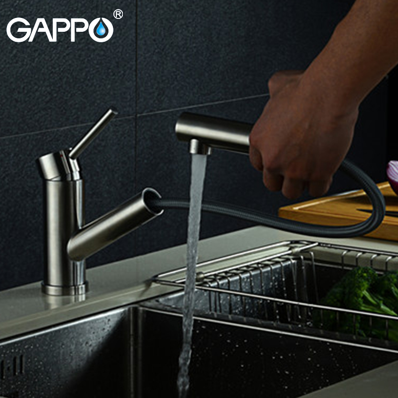 GAPPO Kitchen Faucet kitchen sink faucets water mixer kitchen Faucet sink pull out faucets gappo kitchen faucets kitchen sink faucets water mixers faucets waterfall faucet kitchen sink mixer