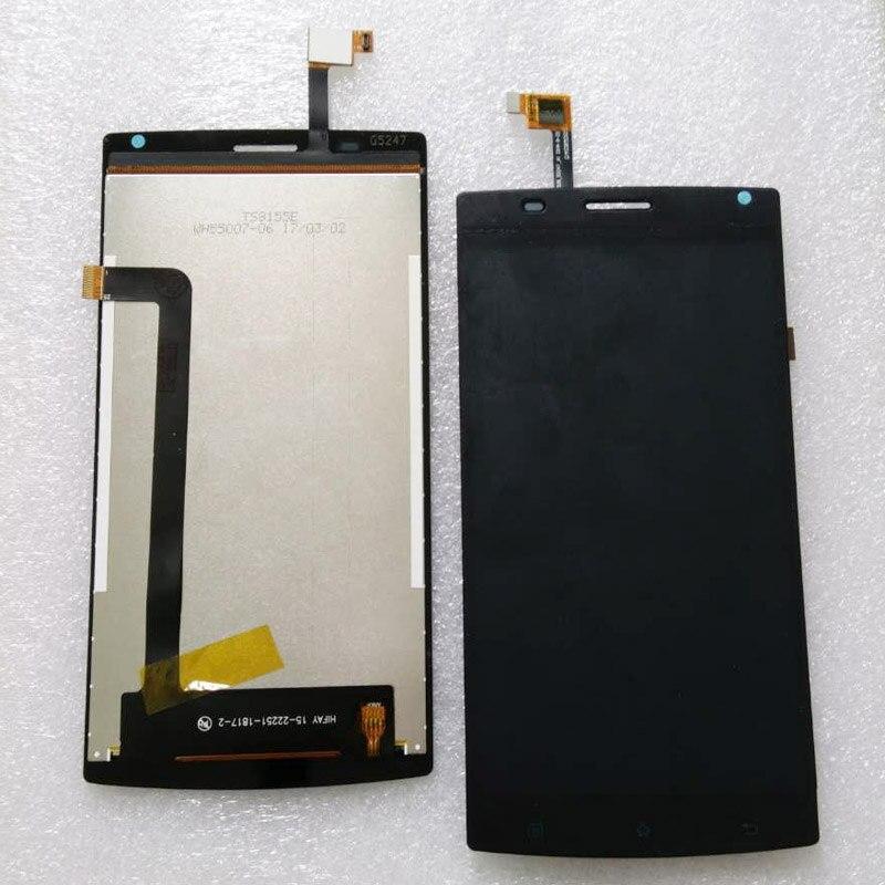 Test ok Pour MegaFon Connexion Plus MFLoginPh TOPSUN_G5247_A1 LCD Display + Écran Tactile Digitizer Avec 3 m autocollants Bande 1 PC/Lot