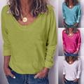 2019 женская футболка размера плюс с длинным рукавом и О-образным вырезом, пуловер, топы, футболка Poleras Camiseta Mujer Harajuku, футболка Haut