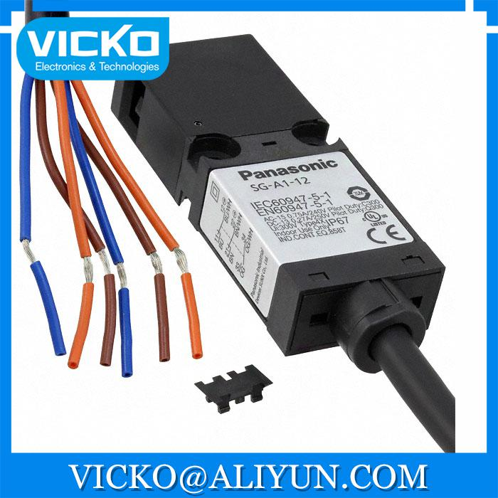 [VK] SG-A1-12-5 SWITCH SAFETY DPST 2.5A 125V SWITCH [vk] sg e1 02 e switch push dpst nc 10a 110v switch