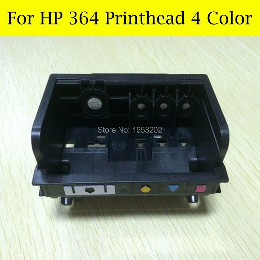 HP 364 Printhead 4 Color 5