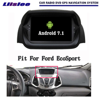 Liislee Android 7 1 2G RAM For Ford EcoSport 2013 2016 Car Radio Audio Video Multimedia