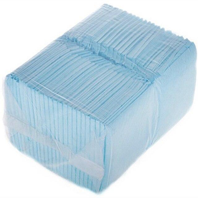 Super absorbant chat et chien tampon d'urine jetable Pet chien couche-culotte papier Pet Shop produits livraison directe chat chien fournitures