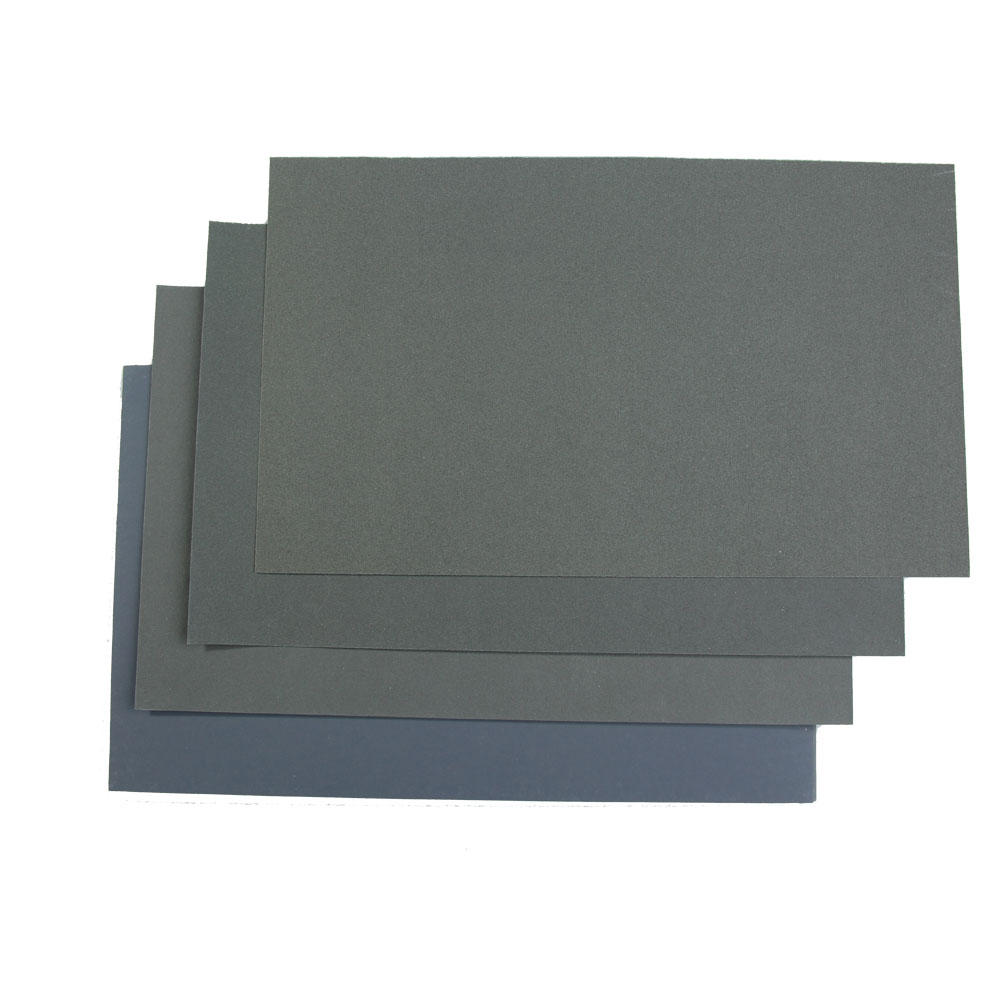 6Pcs Wet/dry Waterproof Abrasive SandPapers (P600 & 1000 &1200 &1500 &2000 & 2500 ) 6 Types Together Or Choice  Other Size--M25