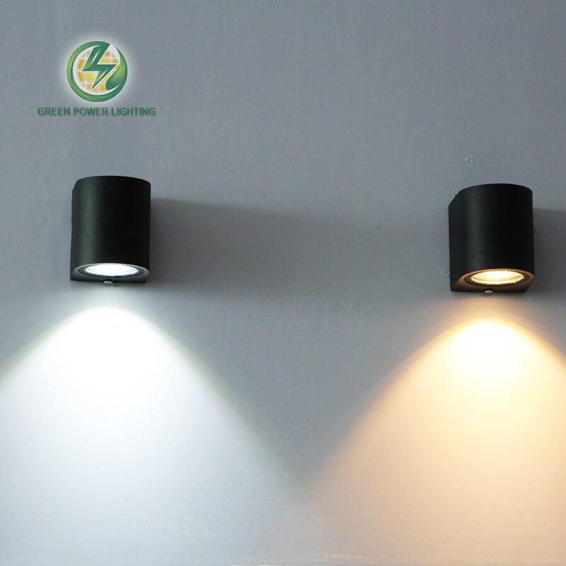 Lámpara de pared Led resistente al agua para exteriores, lámpara de pared led con superficie para pared, lámpara de pared Led 3 W 85-265 V