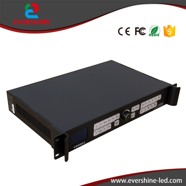 VDWALL LVP605D <font><b>LED</b></font> Display VIDEO Wall Processor with VGA/DVI/HDMI for P10, <font><b>P16</b></font>, P2.5, P3, P3.91, P4.81, P5