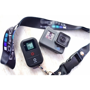 Image 5 - New Hero 8 Camera Neck Lanyard With Release Buckle+WIFI Smart Remote For GoPro Max Go Pro 8 7 Black 6 5 4 Session Accessories
