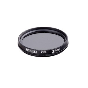 Image 3 - Filtre CPL polarisant circulaire 37mm + étui + tissu pour Canon 1000D 650D 600D 550D 500D rebelle T4i T3i T3 T2i 18 55mm objectif