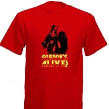 a8d9845c122da Gordon s Alive! Flash Gordon Inspired Red T-shirt Prince Vultan Brian  Blessed Men Tops Tees 2018 Summer Fashion New