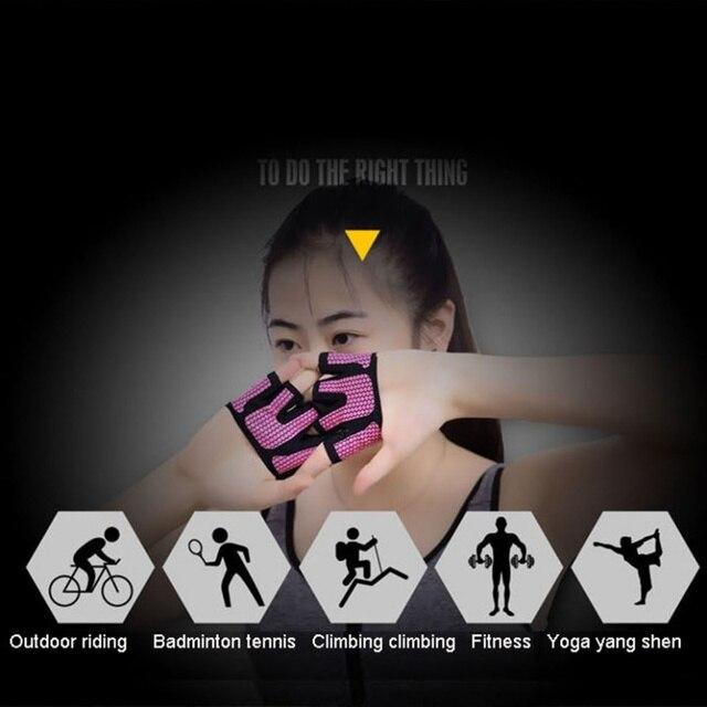 Women Gym Gloves  4