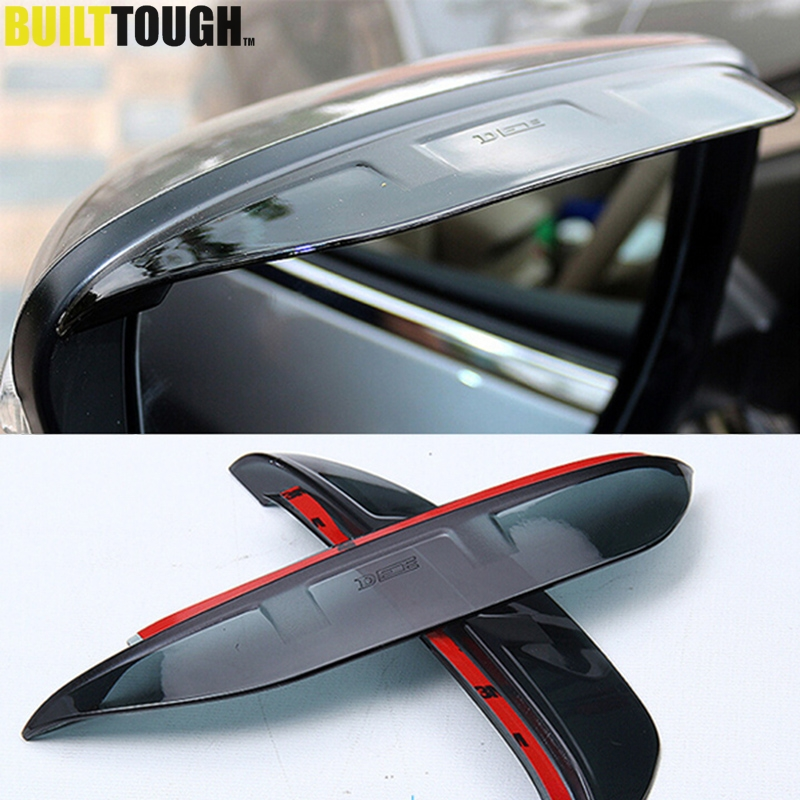 US $4 17 13% OFF|For Nissan Rogue Sport Qashqai j11 2014 2015 2016 2017  Door Side Wing Mirror Cover Rear View Rain Snow Guard Visor Shade Shield-in