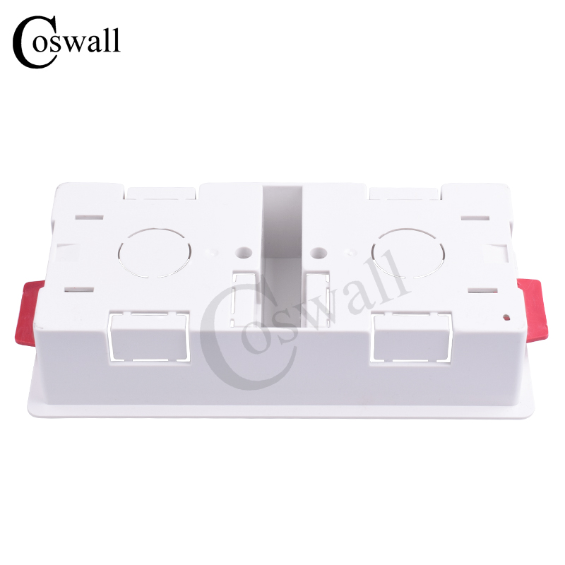 SMJ SMJPPDL2GH Dry Lining Box Double 35mm With Eurohook