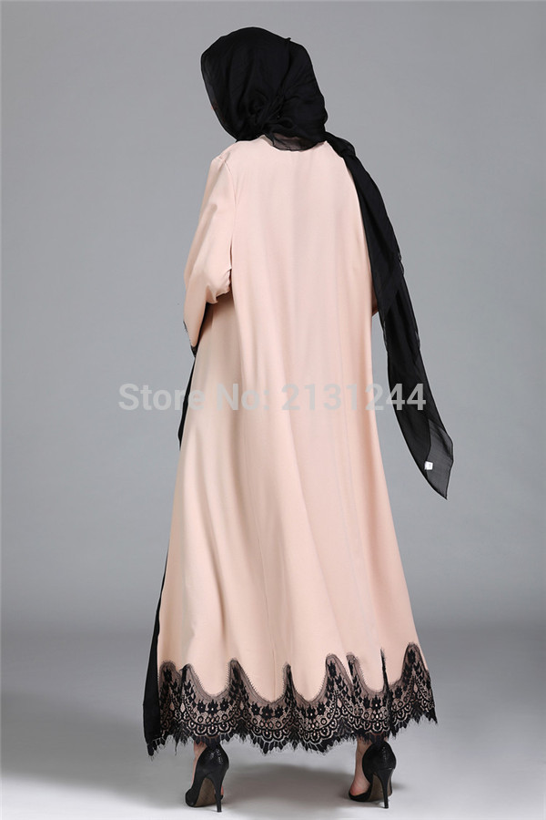 abaya dress plus size602