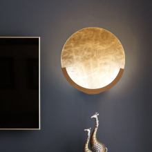 цена на Modern LED Wall Light Sconce Iron Bedroom Bedside living room Stair Aisle Wall Lamp Lights Fixture Home Deocr Wall Lamps Sconces