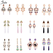 Joolim High End Luxury Chandelier Earring Statement Dangle