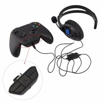 Stereo Headset Adapter Headset Audio Adapter Headphone Converter For Microsoft Xbox One Wireless Game Controller