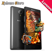 Original Lenovo K80 K80M ROM 32GB RAM 2GB 4G LTE 5.5 inch Phone Android 4.4 For Intel Atom Z3560 Quad Core 1.83GHz NFC Phone