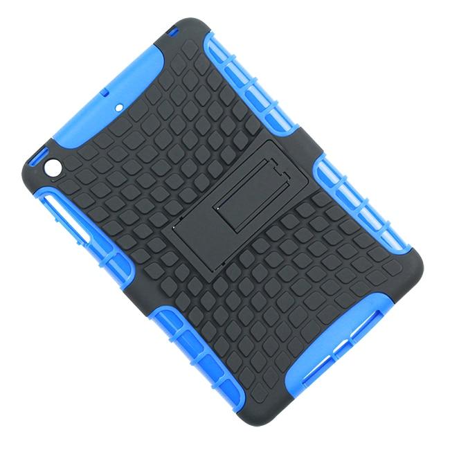 Za Apple iPad mini 1 2 3 ovitek za težke oklepe Hibridno stojalo za - Dodatki za tablične računalnike - Fotografija 5