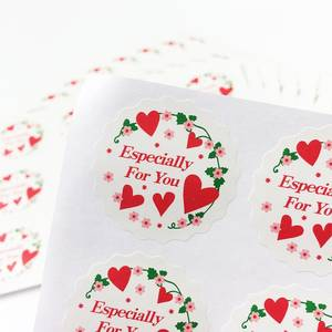 Products Seal-Sticker Especially Package Label Handmade Multifunction Diy for You--Series