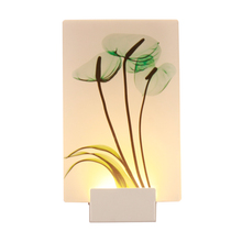 Modern Minimalist Creativity Bedroom Led Wall Lamp Dining Room Appliques Luminaires Murales Lights For Home