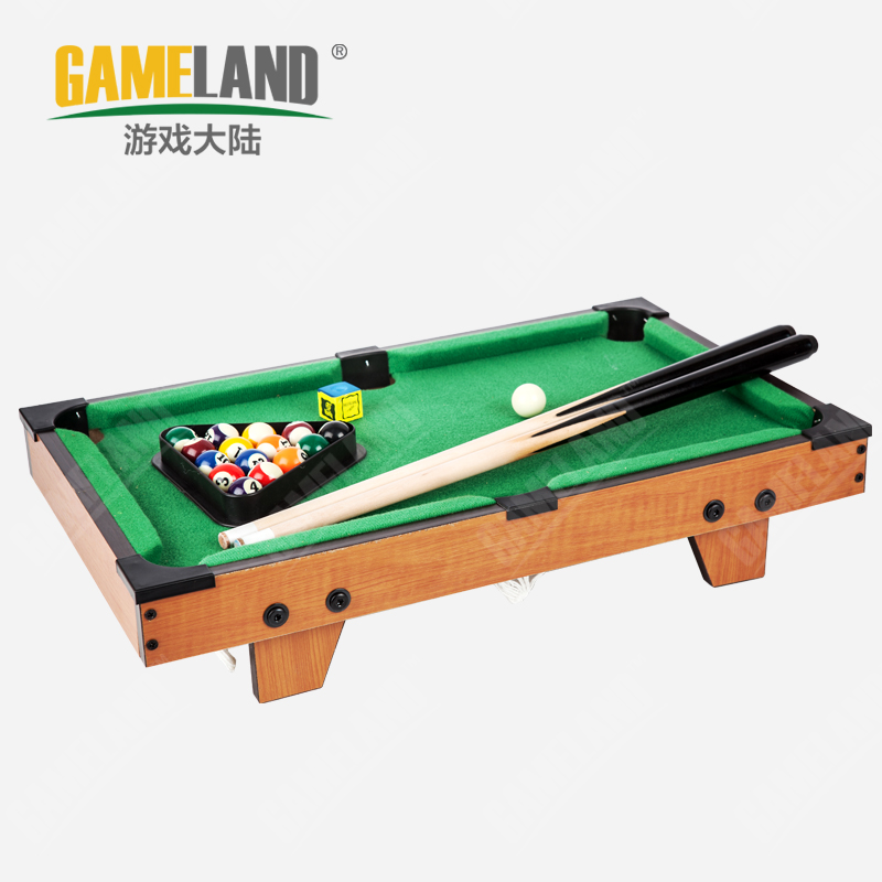 Puzzle Game Platform Children Snooker Mini Billiard Table Household Toys
