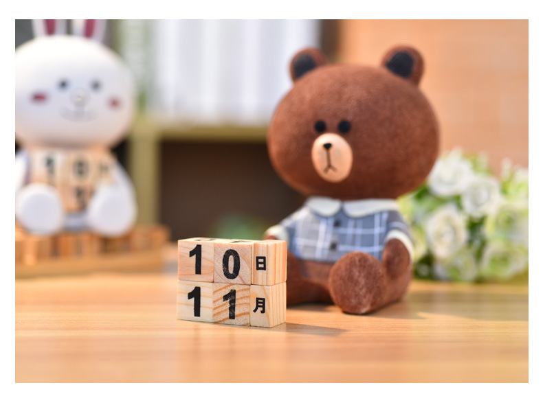 Bear Rabbit Money Box (18)