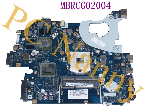 FOR Acer Aspire 5750 Intel Laptop Motherboard s989 MB.RCG02.004 MBRCG02004 la-6901p with nvidia graphics