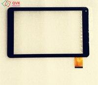 Schwarz 10 1 Zoll für Logicom M Bot Tab 100 Kapazitiven touch screen panel reparatur ersatz ersatzteile kostenloser versand-in Tablett-LCDs und -Paneele aus Computer und Büro bei