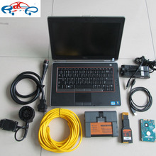 2017.12v hdd for bmw icom a2 software win7 + diagnostic tool for bmw icom a2 b c + for dell laptop E6420 4g i5 ready to work