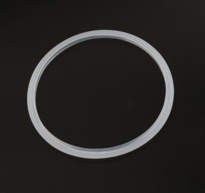 18 20 22 24 26 32 センチメートル圧力鍋白シリコーンゴムガスケットシールリング圧力鍋シールリングキッチン調理ツール -