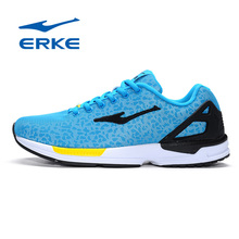 Top Quality ERKE Mens Sports Running Shoes Sneakers For Men Free Mesh Sport Run Runners Jogging Shoes Man , Limited Stock !!!
