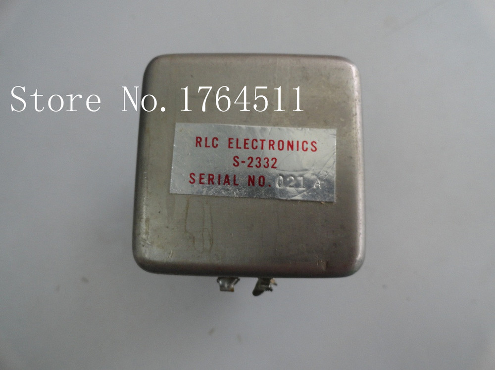 [BELLA] RLC S-2332 DC-18GHZ DPDT RF - 28V N Connector