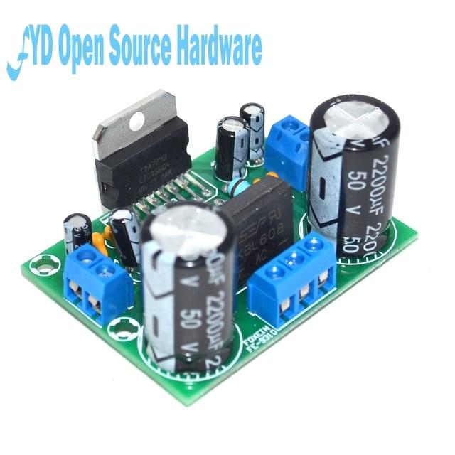 1pcs TDA7293 Digital Audio Amplifier Single Channel AMP Board AC 12V-32V 100W