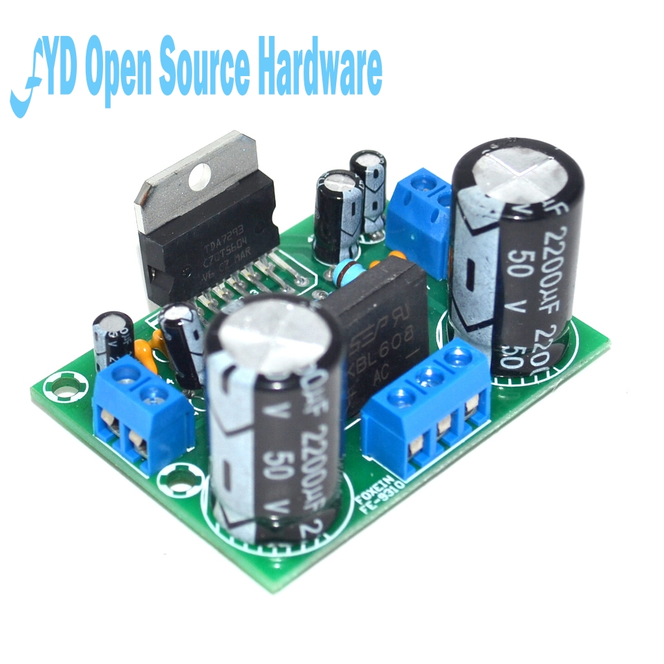 Buy Tda7293 And Get Free Shipping On Digital Amplifier Circuit Board China Audio Amp